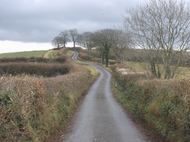 The_long_and_winding_road_-_geograph.org.uk_-_1124953
